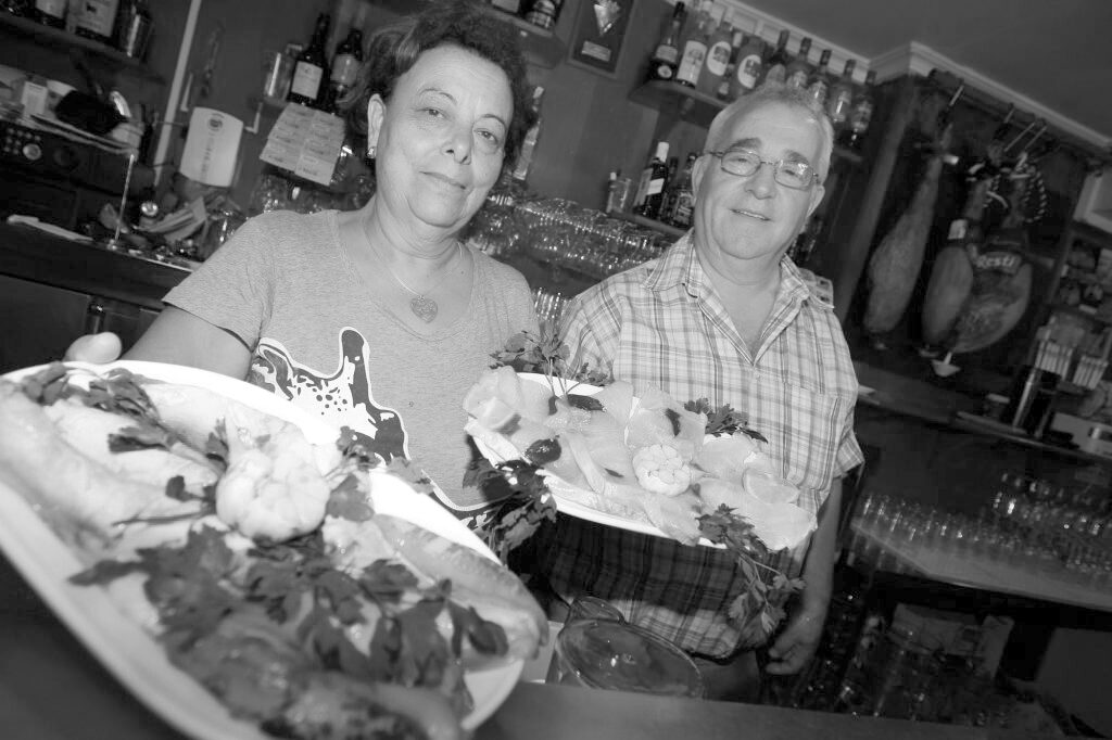 Regla Manzano y Manuel Márquez, nuestros fundadores